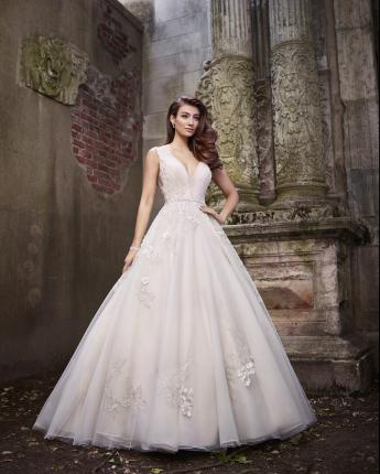 Martin Thornburg wedding dress style 119256