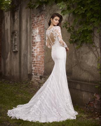 Martin Thornburg wedding dress style 119257