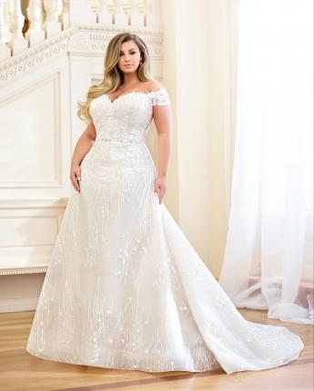 Martin Thornburg wedding dress style 218232