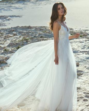 Elbeth Gillis bridal gown Ava