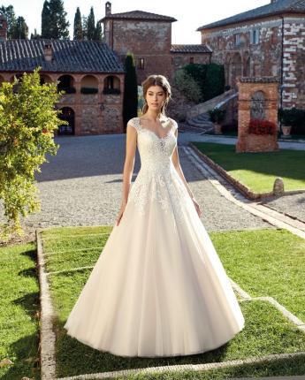 Eddy K bridal gown EK1207