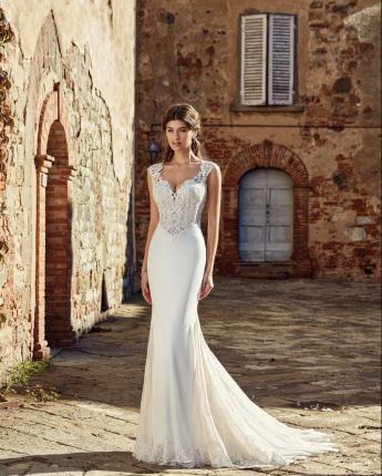 Eddy K bridal gown EK1215