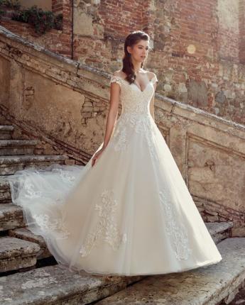 Eddy K Bridal gown, style EK1200