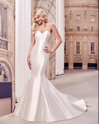 Eddy K Milano wedding dress MD270