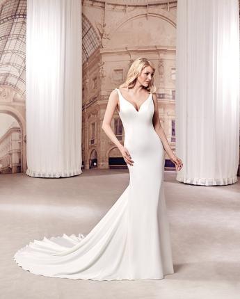 Eddy K Milano wedding dress MD277