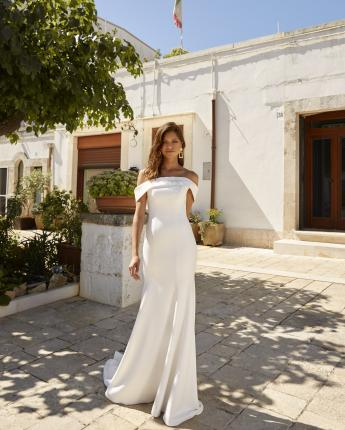 Miles bridal gown by Madi Lane