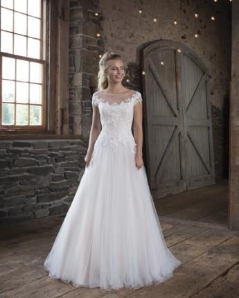 Sweetheart wedding dress 1119