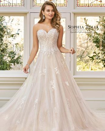 Sophia Tolli wedding dress Y11940