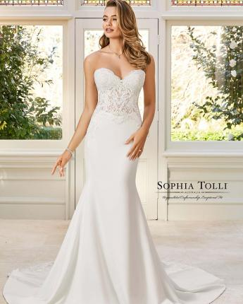 Sophia Tolli wedding dress Y11943