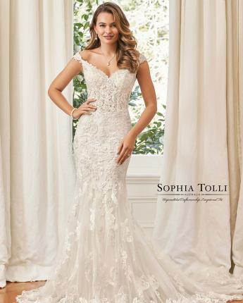 Sophia Tolli wedding dress Y11954