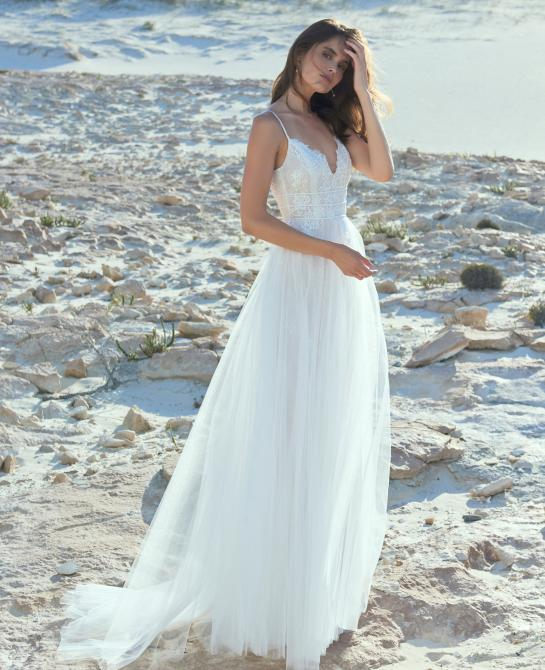 Elbeth Gillis wedding dress Ava