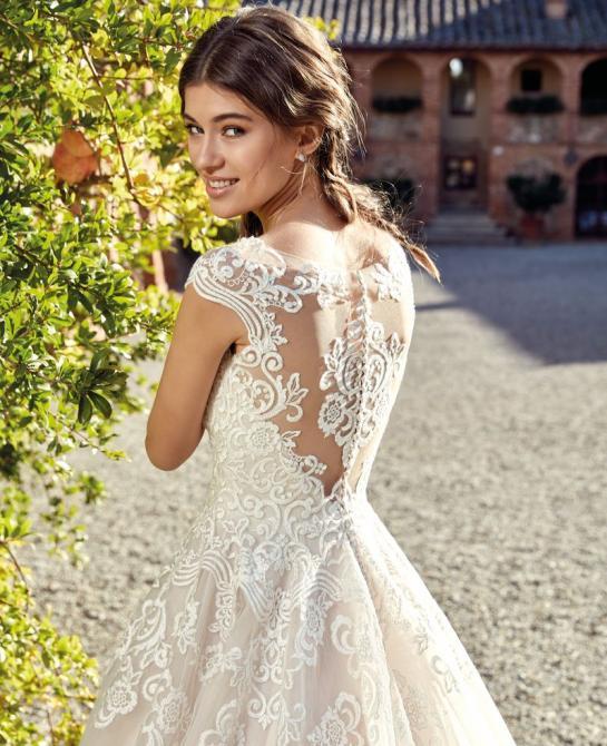 Eddy K wedding dress EK1207