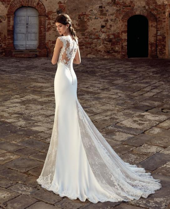 Eddy K wedding dress EK1215