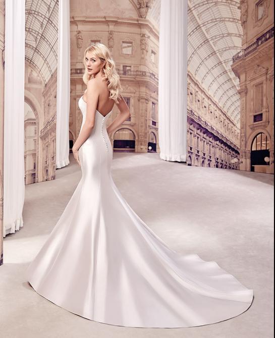 Eddy K wedding dress MD270
