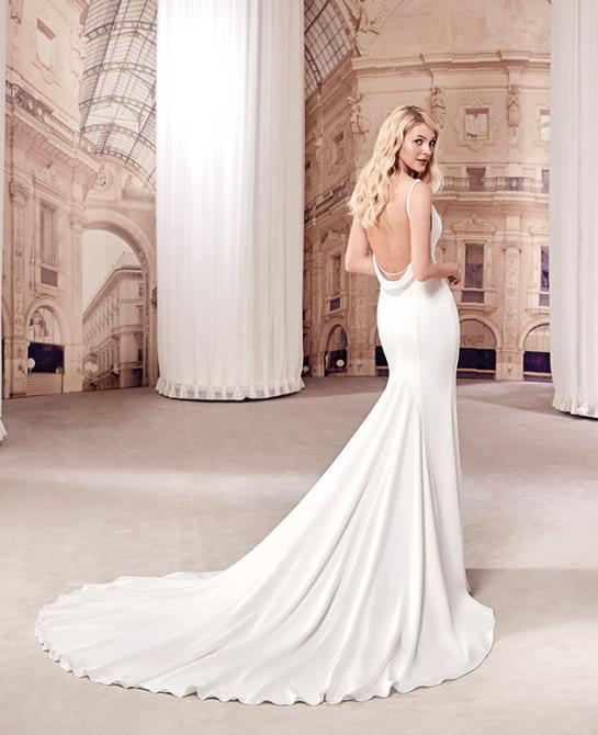 Eddy K wedding dress MD277