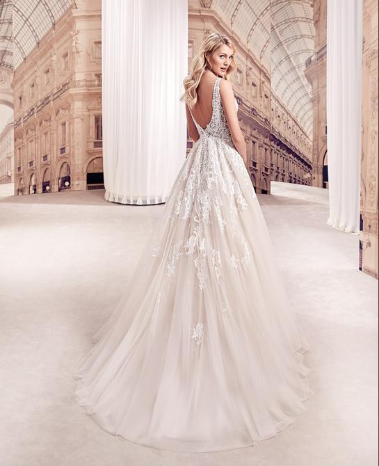 Eddy K wedding dress MD297