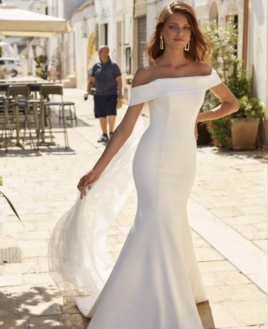 Miles bridal gown by Madi Lane