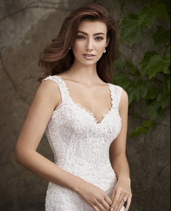 Martin Thornburg wedding dress style 119257