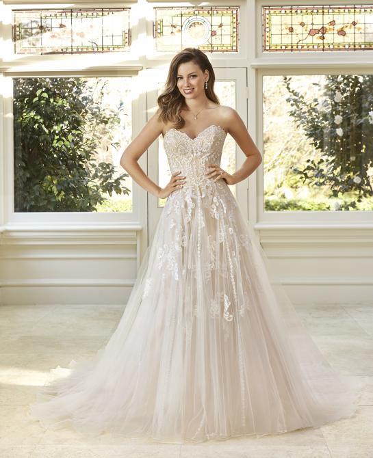 Sophia Tolli bridal gown, style Y11949